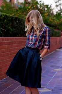 Plaid-midi-skirt-outfit-640x960